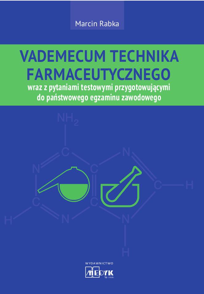 Vademecum Technika Farmaceutycznego