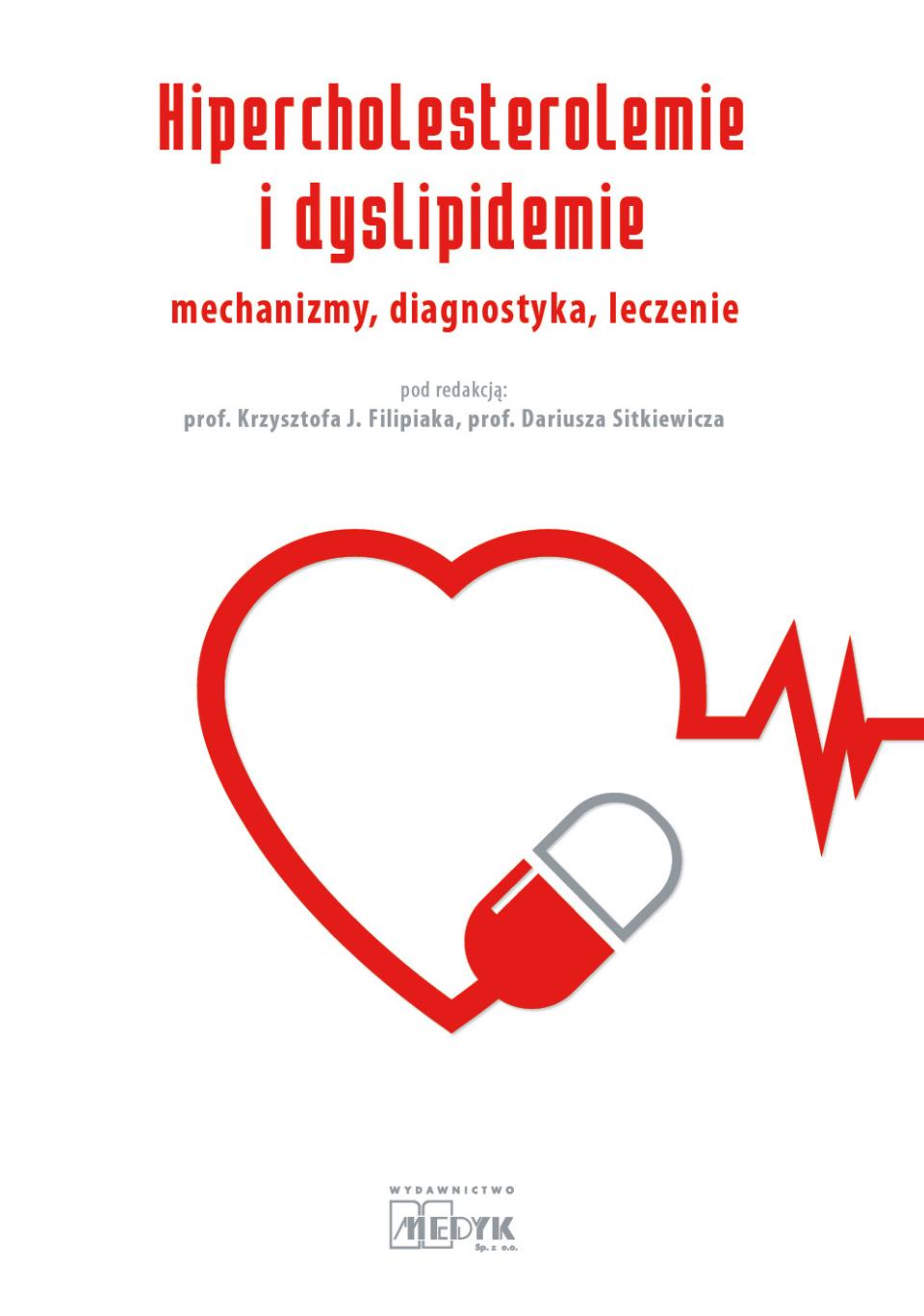 Hipercholesterolemie i dyslipidemie