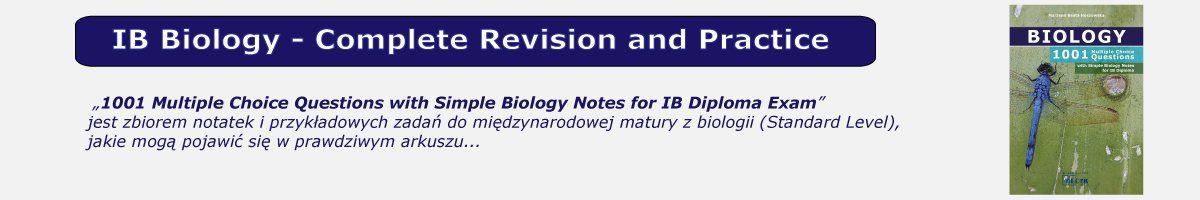 Biology for IB